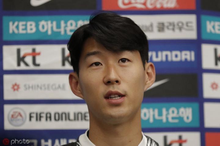 晚旗报:从韩国队归来恢复时间短,孙兴慜可能踢不了沃特福德