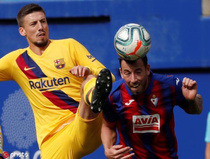 朗格莱:由于巴塞罗那出现的问题,最好还是推迟国家德比