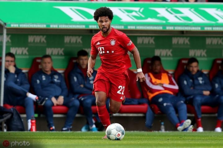 拜仁慕尼黑赛后评分:多人低分,格纳布里高分
