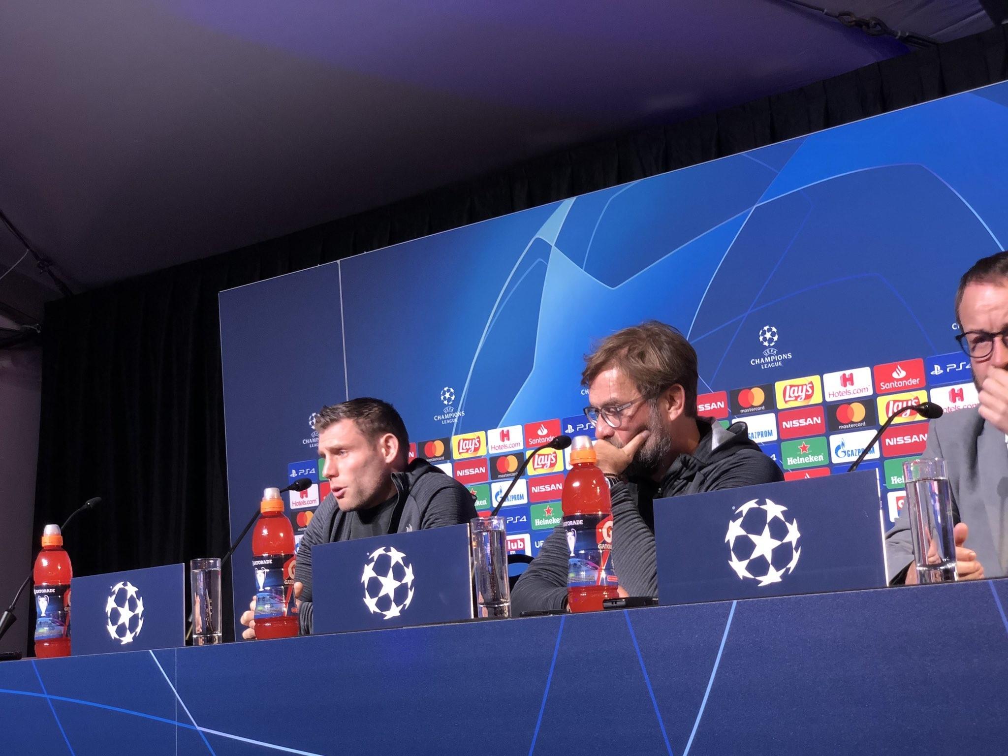 米尔纳:我们的欧冠客场比赛表现不够好,我们得提高
