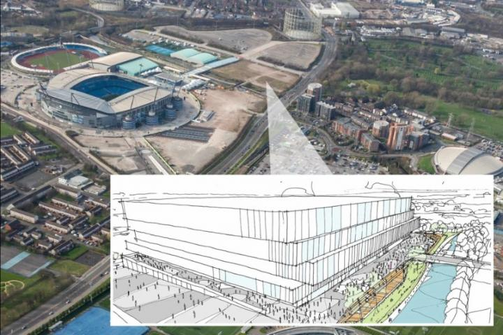 太阳报:曼城打算用3亿镑在阿提哈德球场旁修建新的体育场馆