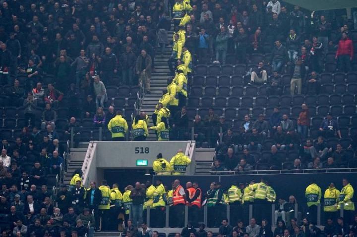 每日星报:因200名红星球迷进场助威,欧足联可能处罚热刺