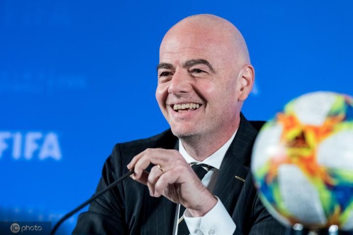因凡蒂诺:希望中国未来能够拿到世界杯与世俱杯冠军