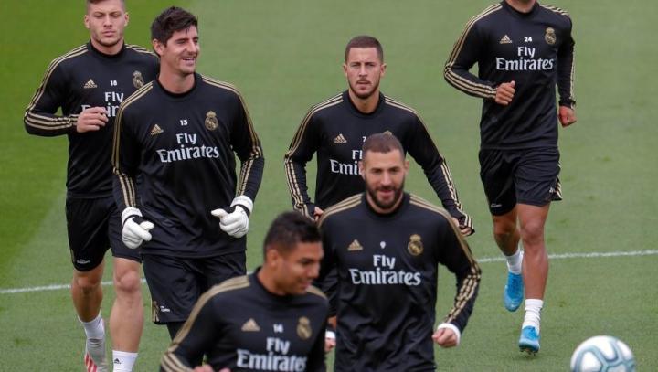 世体:西甲第14轮赛程公布,皇家马德里主场对阵皇家社会