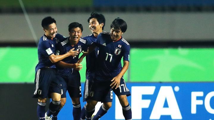 有点酸!U17世界杯,日本队3-0完胜荷兰