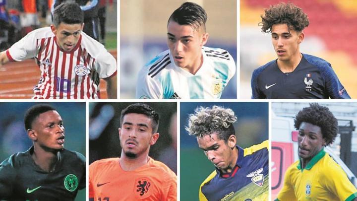 考察希望之星,皇马巴萨马竞等队派球探前往U17世界杯