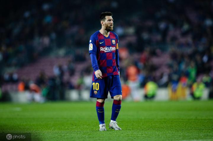 梅西进球效率:巴尔韦德治下场均0.9球,比拉诺瓦时期最高