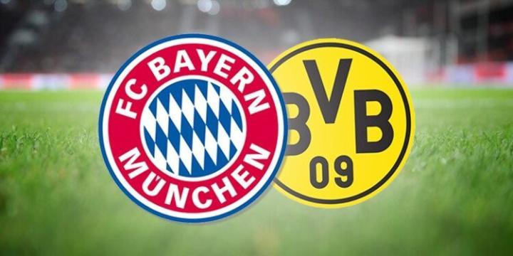 德国国家德比:拜仁慕尼黑vs多特蒙德!评论领取助威挂件