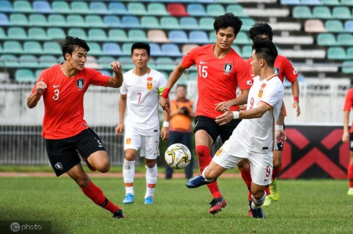 国内媒体:中国青年军落后亚洲绝缘世界,与日韩差太多