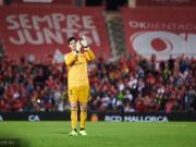 马卡:国际比赛日后库尔图瓦仅丢1球,比利时教练组功不可没