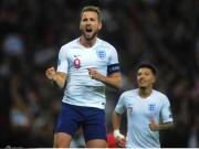 英格兰第1000场里程碑完胜,明年欧洲杯小组赛都在温布利踢
