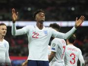 打进成年国家队首球,亚伯拉罕成英格兰队史第430名进球球员
