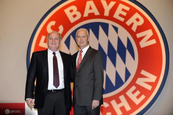 贝肯鲍尔:拜仁慕尼黑是赫内斯的家,球员们是他的孩子