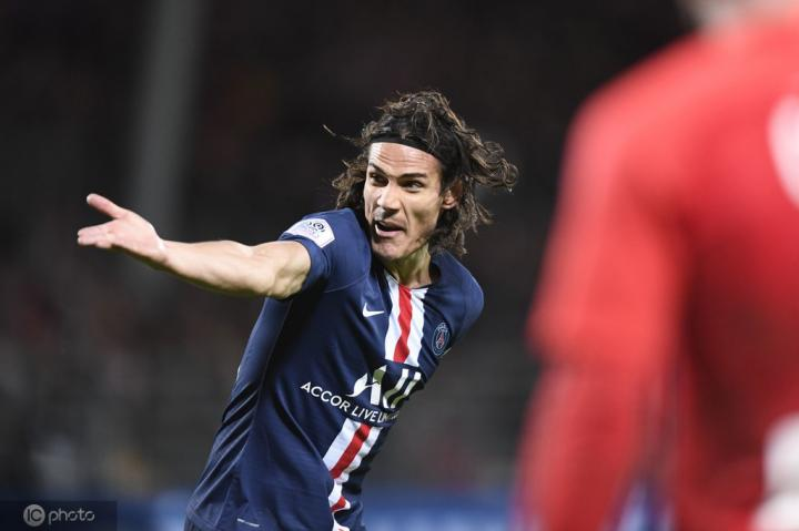 RMC:卡瓦尼在内的多名巴黎球员将缺席本轮法甲联赛