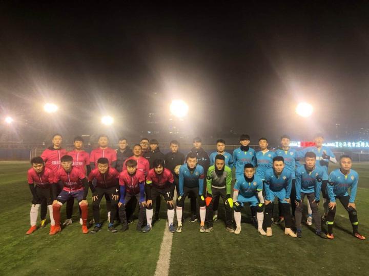 足球比分FC 2-3保定直隶破晓队,元鑫进球后失空门,朴教练破门