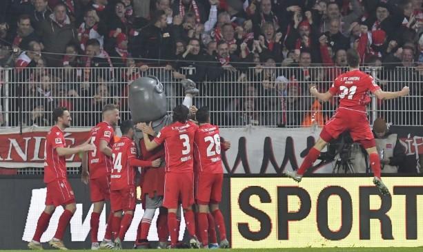 连续爆冷,德甲升班马柏林联合本赛季两次击败领头羊