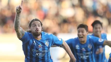 K联赛综述:蔚山1-1全北占据争冠主动权;济州联提前一轮降级