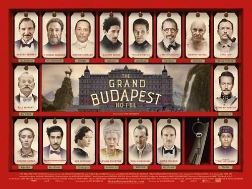 D站影院:《布达佩斯大饭店》,你的评分是?