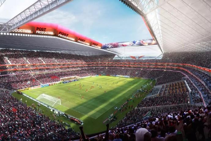 武汉将建五万人专业足球场,可承接亚洲杯等足球赛事