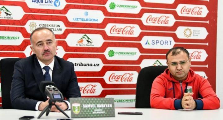 乌兹别克斯坦籍教练巴巴扬确认:我将执教长春亚泰