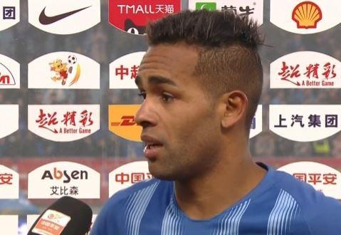 特谢拉:本赛季我保持了不错的状态;希望明年能竞争亚冠资格