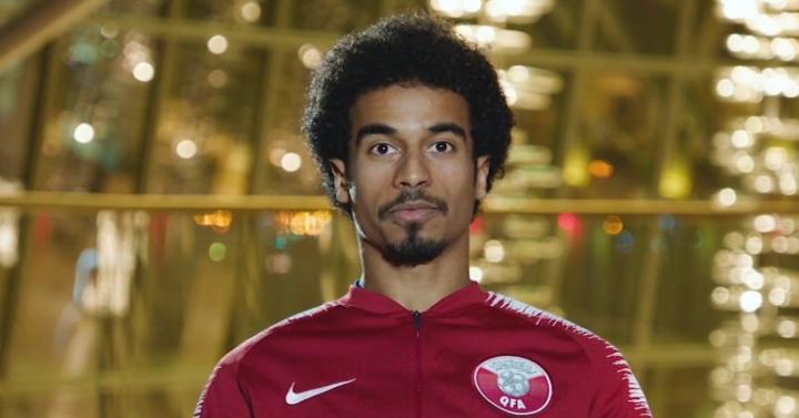 官方:卡塔尔前锋阿菲夫当选2019年亚洲足球先生