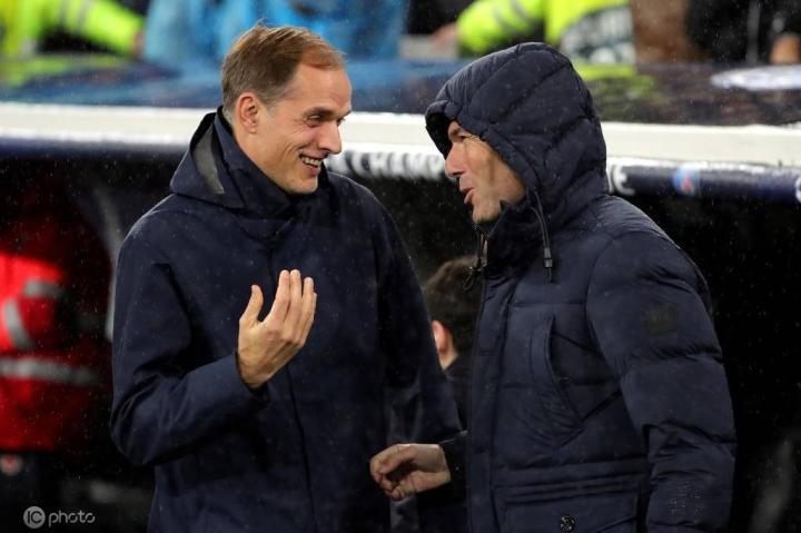 图赫尔:内马尔和姆巴佩这赛季第一次首发,还缺少默契