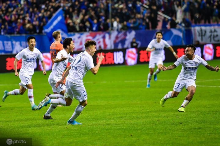 获得足协杯冠军,申花将第9次参加亚冠比赛