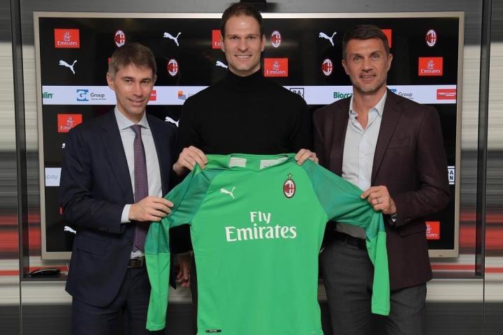 贝戈维奇:非常高兴能加盟米兰,想要帮助球队