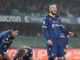 官方:那不勒斯签下拉马尼,球员下半赛季租借留在维罗纳