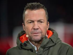 马特乌斯:莱比锡是德甲冠军热门;拜仁要在冬窗引援并不容易