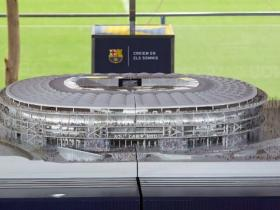 《阿斯报》揭秘诺坎普建设规划,巴塞罗那政府批准对其补偿