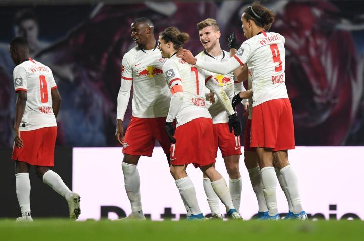 德甲综述:RB莱比锡逆转柏林联合;科隆力擒沃尔夫斯堡