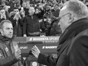 鲁梅尼格:弗里克让我想到了海因克斯,球迷们享受他的足球