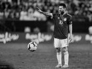 阿亚拉:06年世界杯时梅西几乎不说话,现在他参与球队更多了