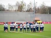 踢球者:拜仁将在下周一恢复户外训练,并执行严格防疫措施
