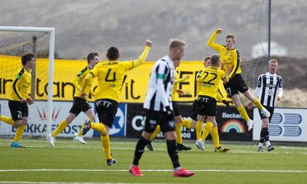 足球 小国也有足球!法罗群岛足球联赛回归