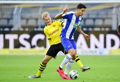 格鲁伊奇在最近两个赛季都被利物浦租借给了柏林赫塔