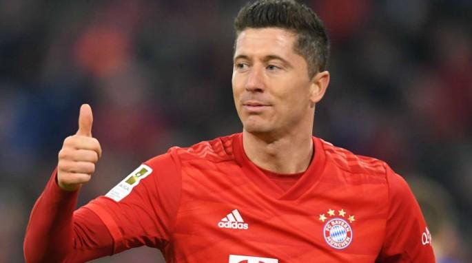 鲁梅尼格:德甲34球很可贵,莱万就是现在最好的中锋