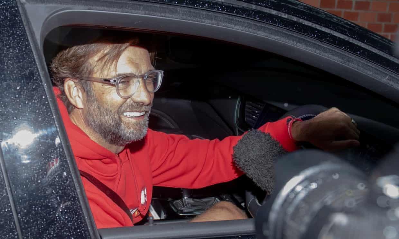 克洛普:桑乔不会转会利物浦;德甲恢复让利物浦夺冠成为可能