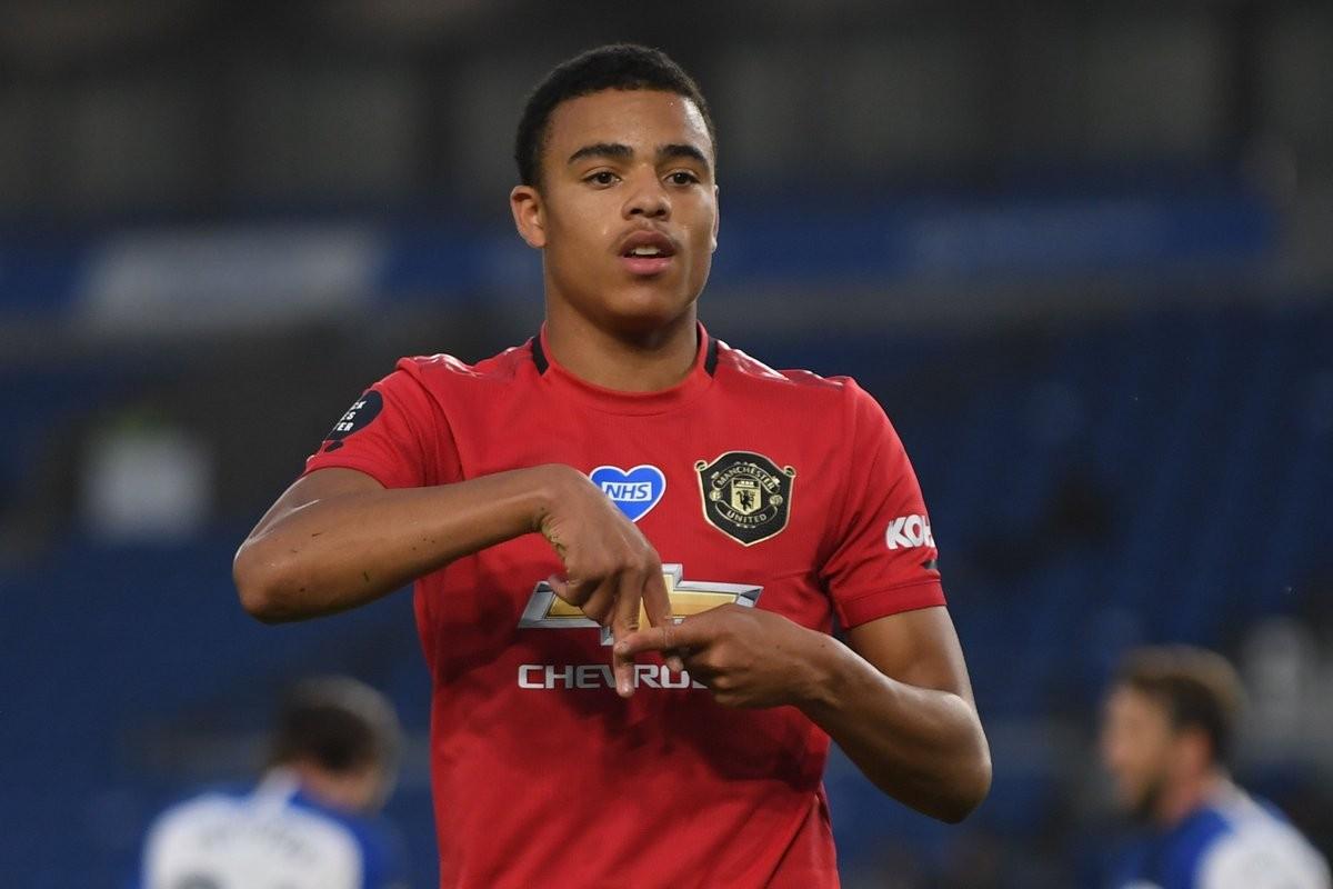 格林伍德成英超单赛季进球最多的18岁或以下球员
