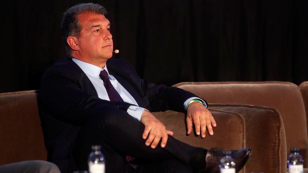马卡:目前在巴萨主席竞选者中,拉波尔塔中选的呼声最高
