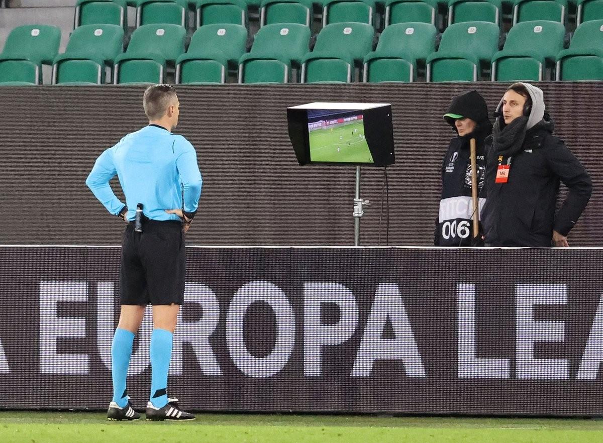 欧联杯小组赛引入VAR计划推延至2021/22赛季