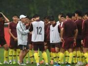 热身赛,中国国青3-1击败河北华夏幸福预备队