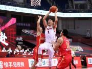 CBA综述:广东胜八一豪取24连胜,北控五人上双胜上海