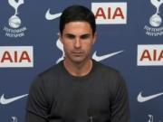 阿尔特塔:对球迷们感到抱歉;穆帅总能找到赢球的办法
