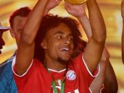 踢球者:齐尔克泽将留在拜仁一队,担任莱万替补