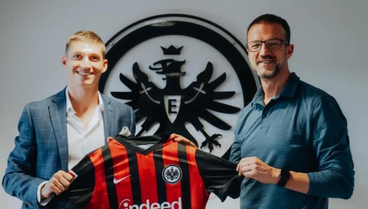 官方:法兰克福从霍芬海姆签下瑞士国脚聚贝尔