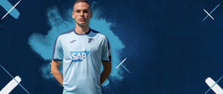官方:霍芬海姆从法兰克福签下塞尔维亚国脚加齐诺维奇