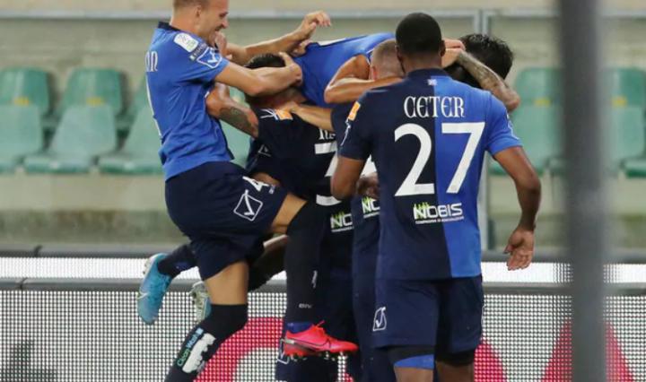 切沃在意乙升级附加赛中淘汰恩波利,两队120分内三失点球